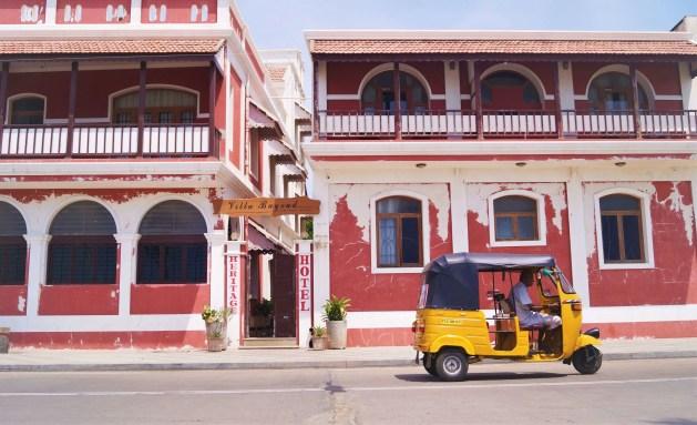 Pondicherry with kids