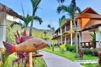 Ko Lanta with kids - Banana Beach Resort