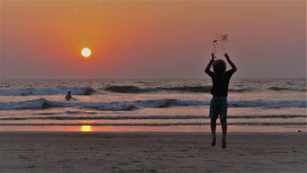 Best beaches in Goa for kids