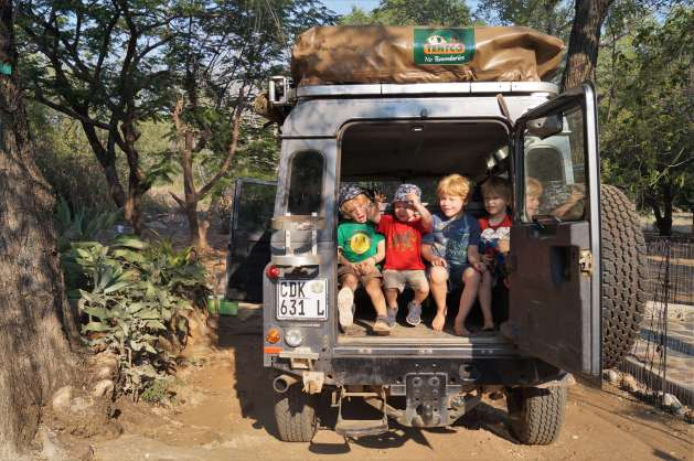 family friendly accommodation near Hoedspruit