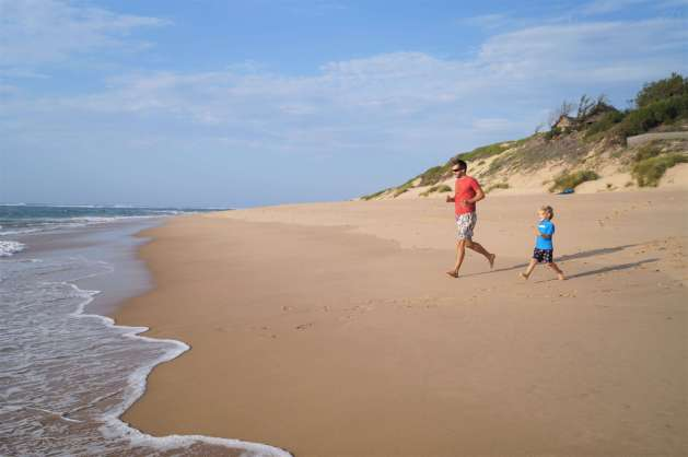 Mozambique itinerary with kids