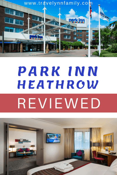 Radisson Park Inn review