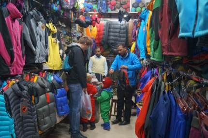 Nepal itinerary with kids