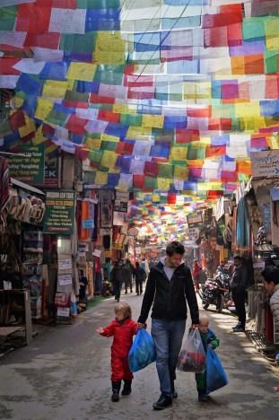 Nepal itinerary with kids