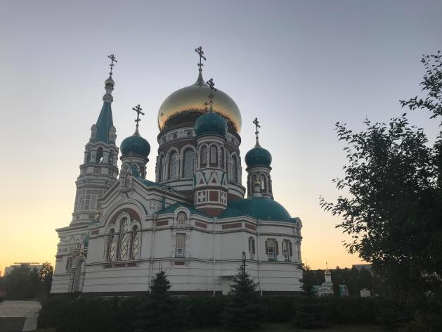 Trans-Siberian with kids