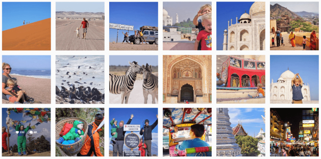 UK Family Travel Bloggers to Follow on Instagram