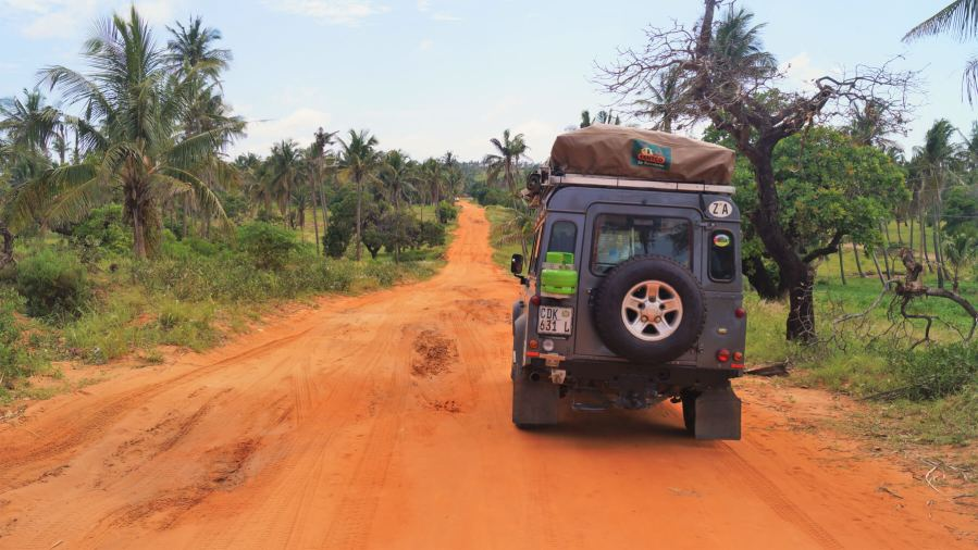 Self drive Africa overland with kids: everything you need to