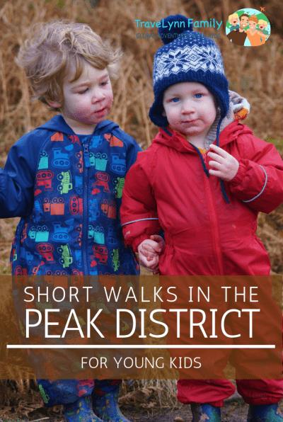short walks in the Peak District with kids