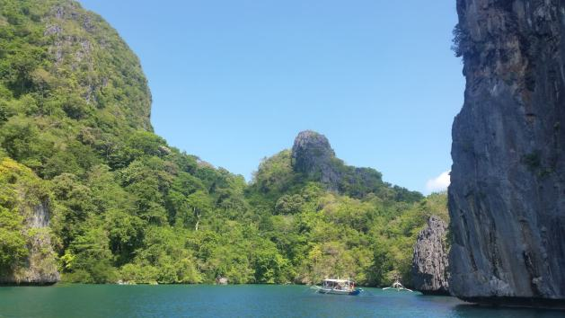 El Nido with kids