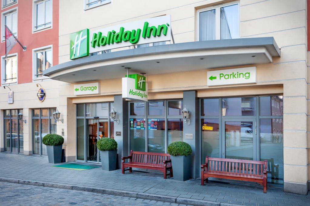 REVIEW: Holiday Inn Nürnberg City Centre