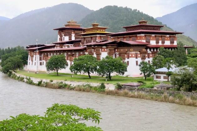 Bhutan with kids
