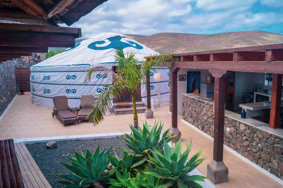 glamping in Lanzarote