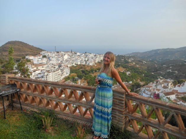 Places to visit in Europe in Summer - Frigiliana