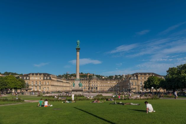 Places to visit in Europe in Summer - Stuttgart