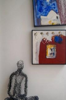 Riad Les Hibiscus artwork