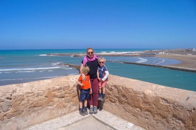 Rabat sea view
