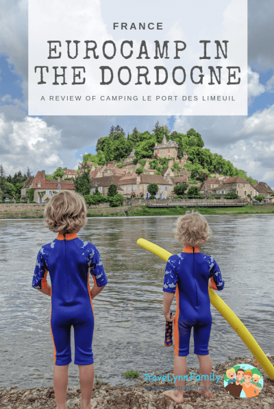 Eurocamp in the Dordogne pin