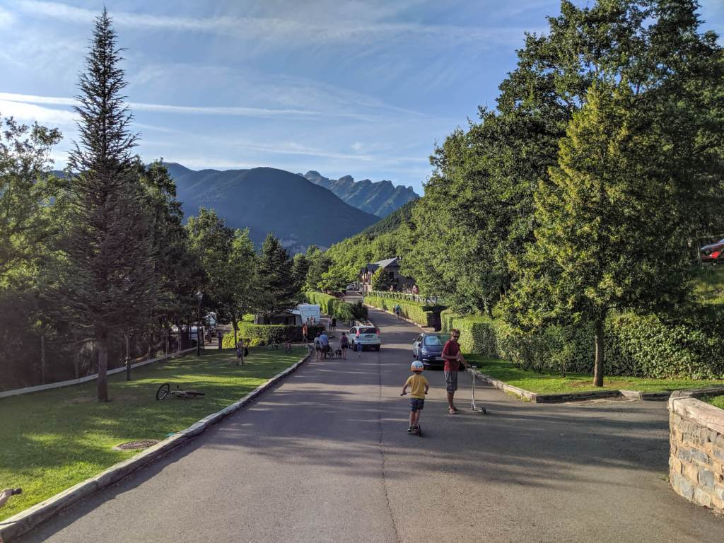 Camping Gavín REVIEW: family camping in the Spanish Pyrenees