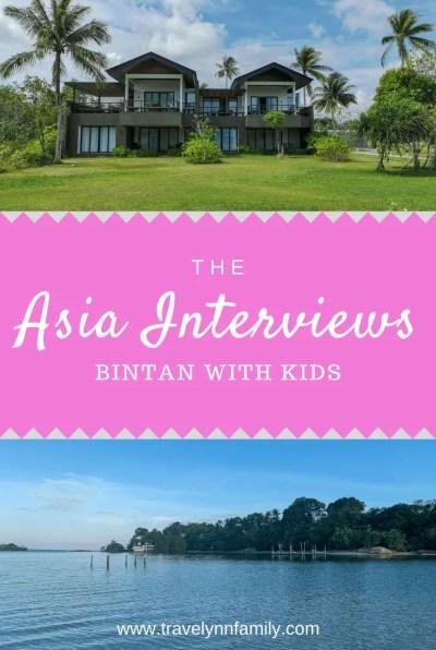 TAI Bintan with kids pin