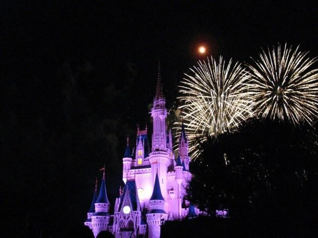 Disney World NYE