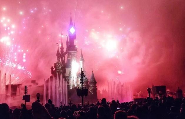 Disneyland Paris NYE
