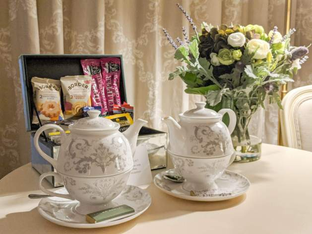 Laura Ashley tea cups