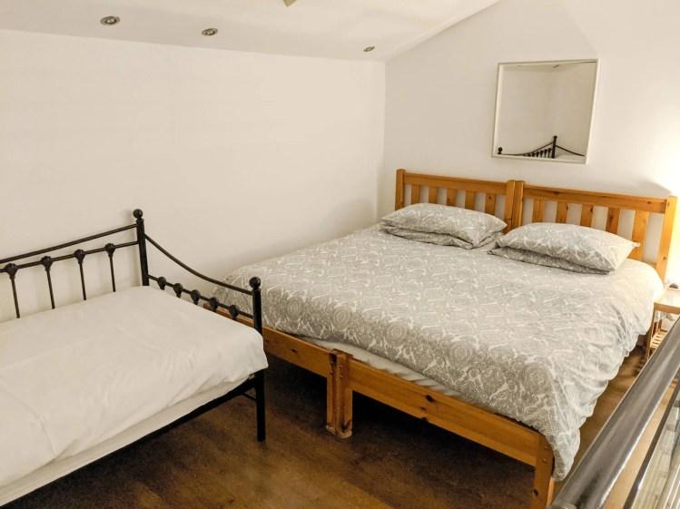 Wllow bedroom at Rossendale