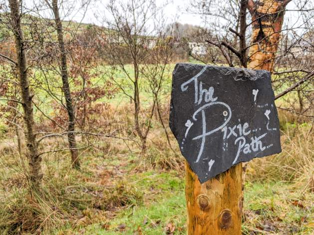The Pixie Path at Rossendale