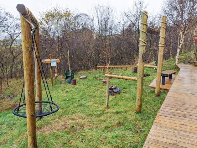 playground at Rossendale