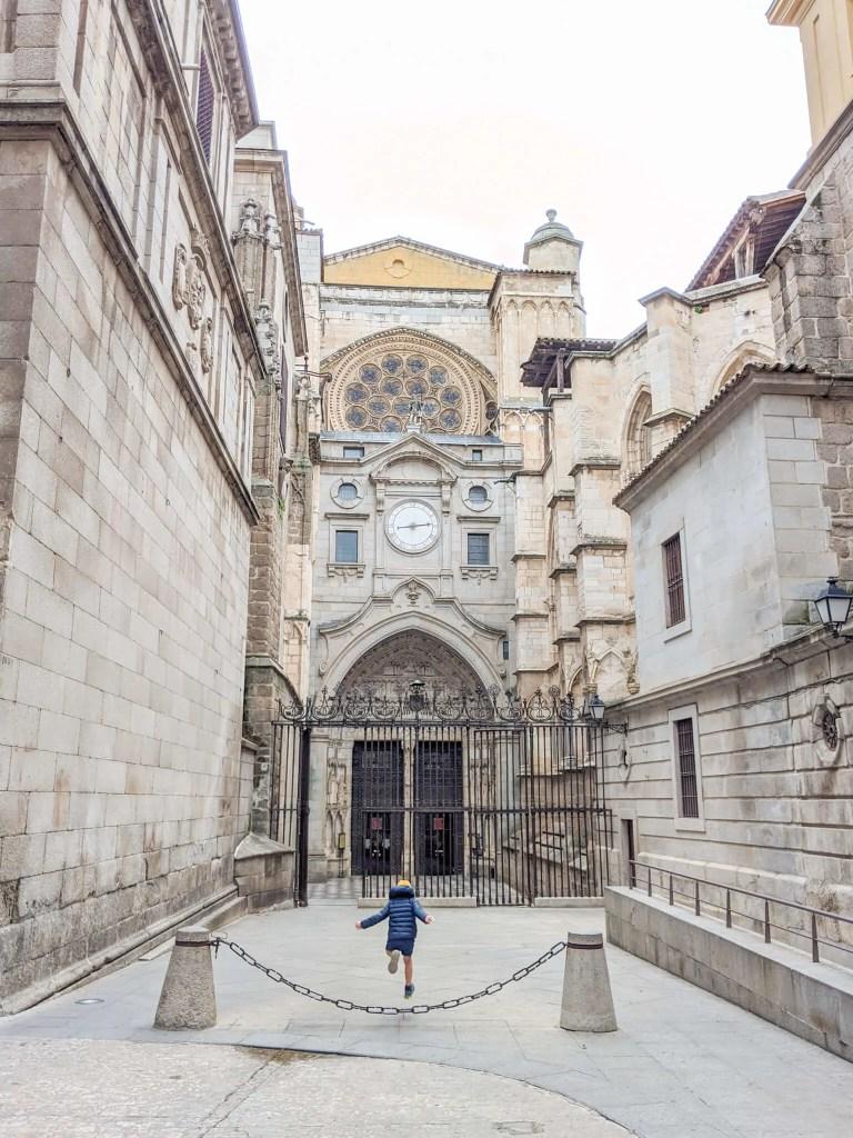 church in Toledo