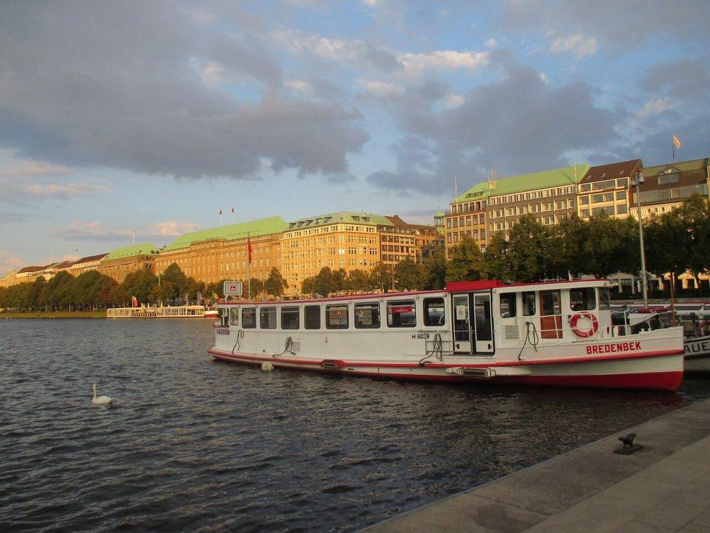 Hamburg boat tour