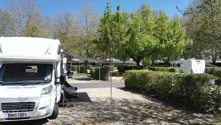 Châlons-en-Champagne Campsite