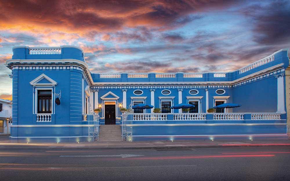 Merida Mexico Hotels  Boutique Luxury Haciendas  Travel Yucatan
