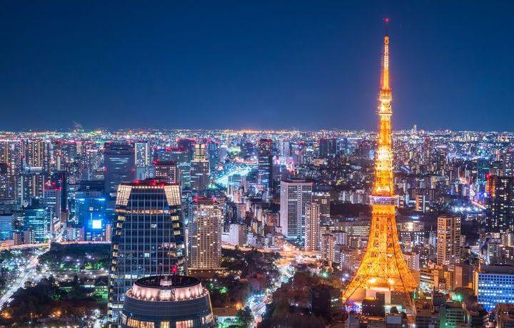 夜景 デート 東京