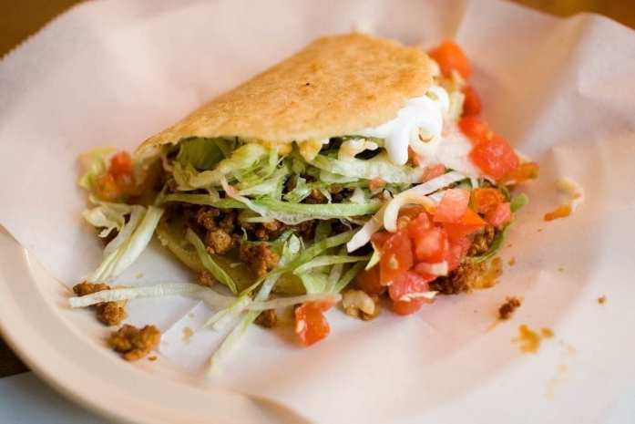 gorditas not tacos