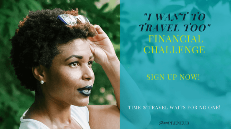 I want to travel too challenge