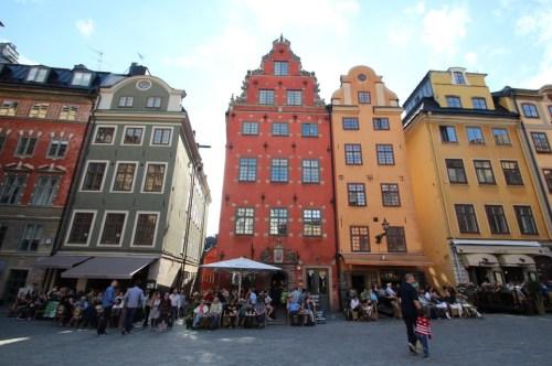 nobel square stockholm