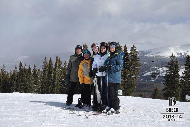 breck-skiing