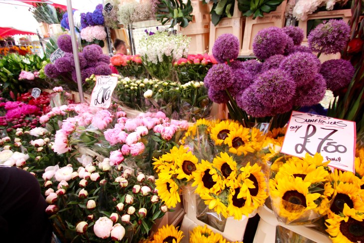 flower market london uk