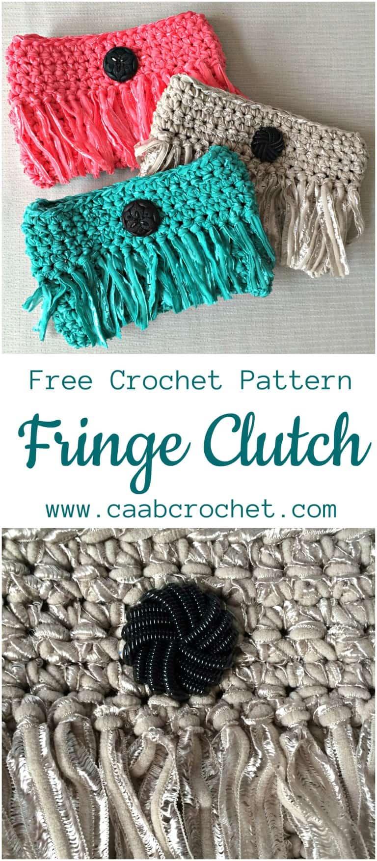Fringe Crochet Roundup