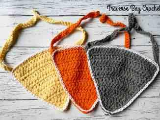 Free Crochet Baby Bib Pattern