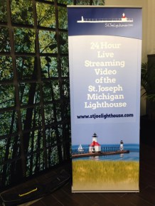 Michigan Graphic Design - Trade Show Banners