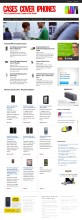 Cases Cover iPhones - eCommerce Web Design