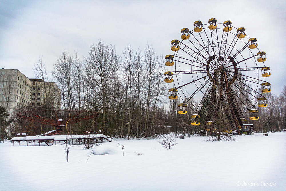 Voyager à Tchernobyl - Voyager à Prypiat - Parc d'attraction de Prypiat