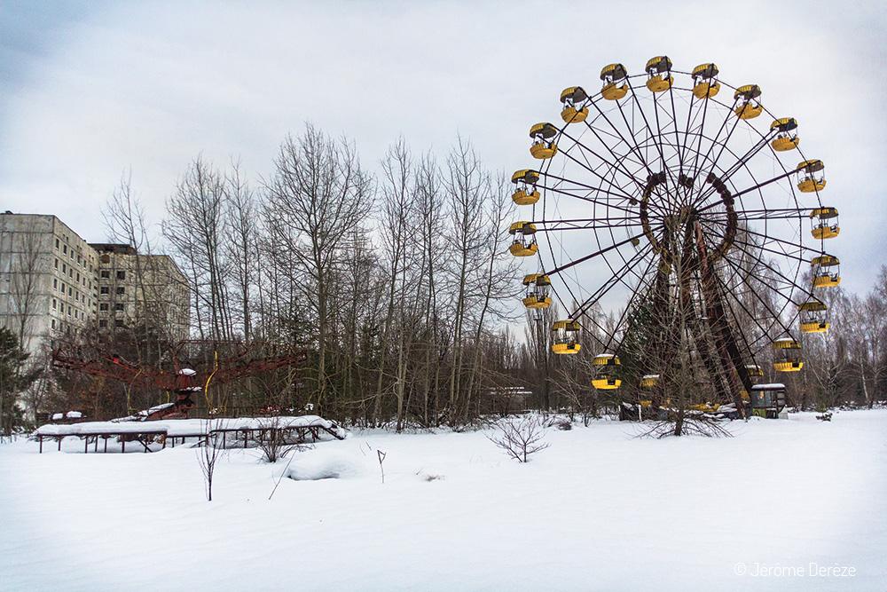 Voyager à Tchernobyl - Voyager à Prypiat - Parc d'attraction de Prypiat