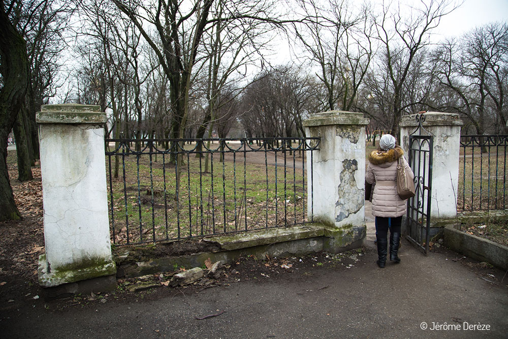 Parc de Tiraspol