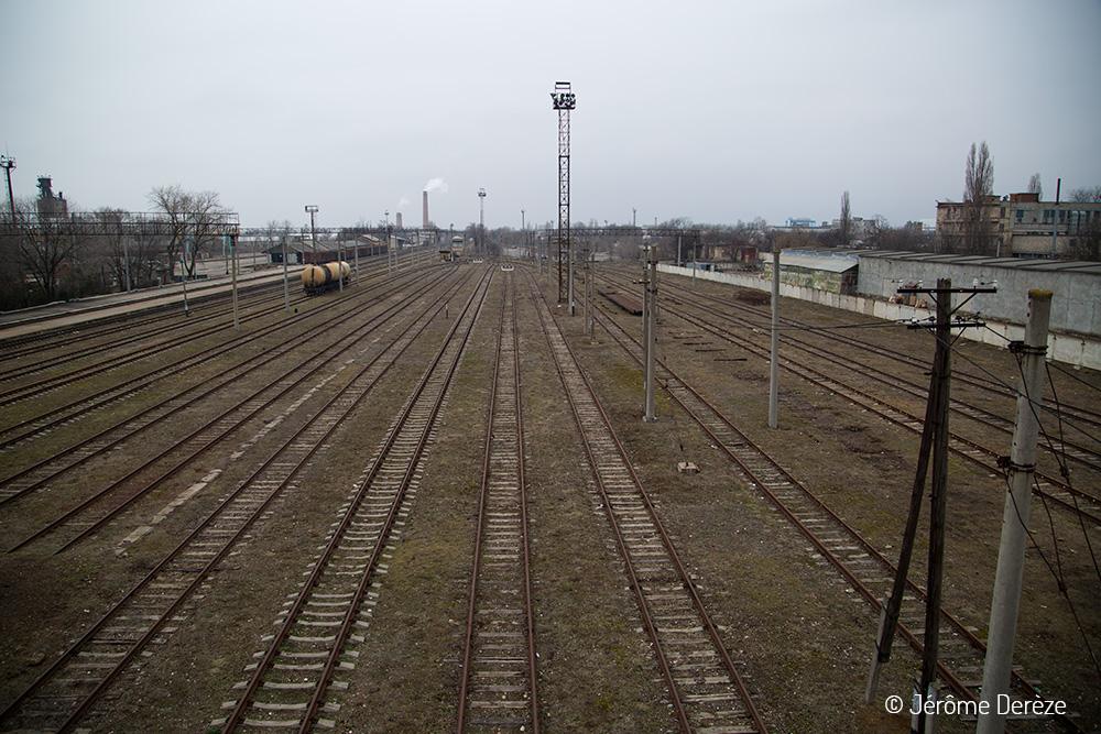Rail en transnistrie