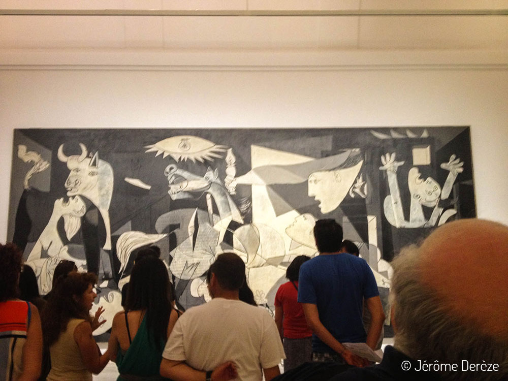 Visiter le musée Reina Sofia à madrid