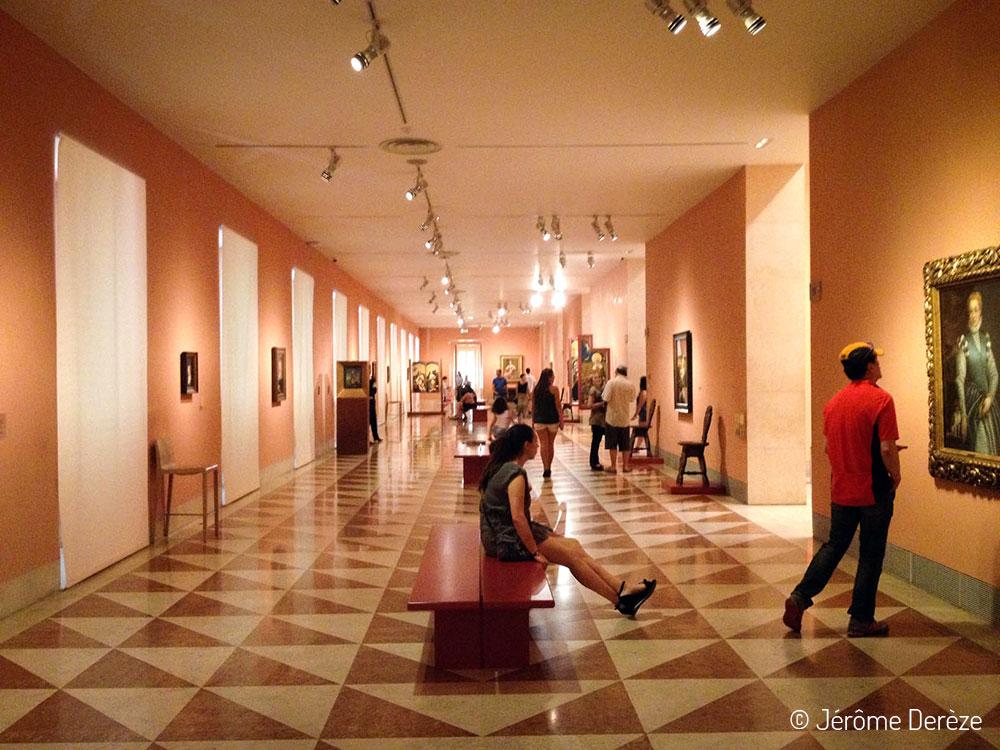 Visiter musées Madrid
