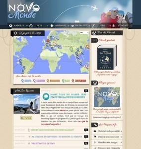 Blog voyage Novo Monde